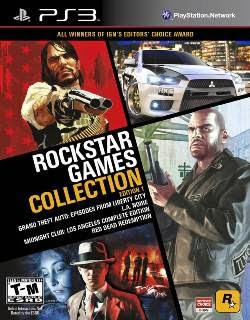 Rockstar Games Collection: Edition 1 – PS3
