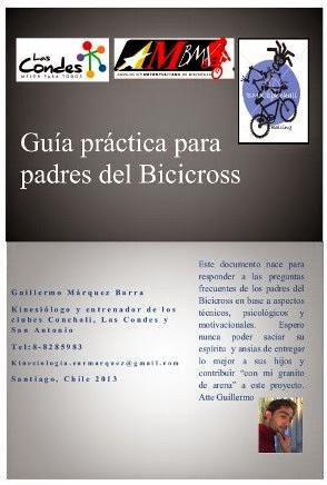 GUÍA PRÁCTICA PARA PADRES DEL BICICROSS