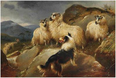 Клиенты - это не овцы, а консультант не должен воображать себя в роли пастуха