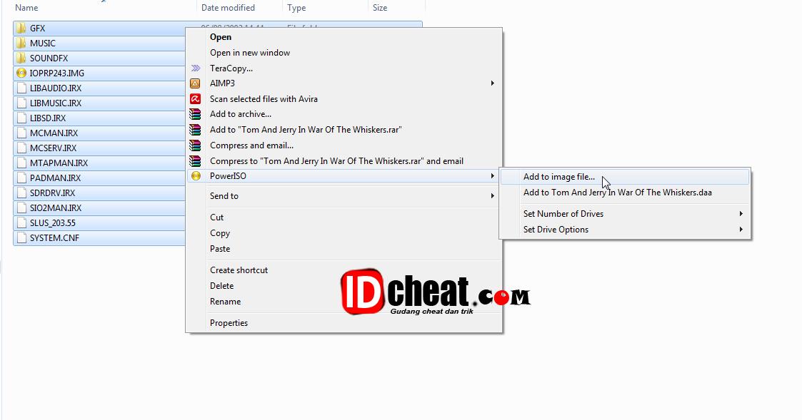 Cara Mudah Buat Game PLayStation 2 Jadi ISO Dengan ...