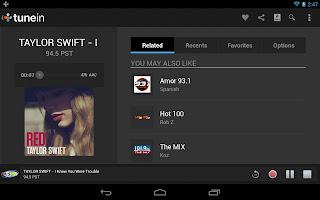 TuneIn Radio Pro v8.0