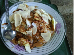 Doclang, Masakan Khas Kota Bogor