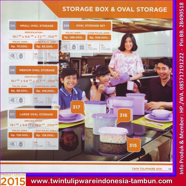 Small Oval Storage, Medium Oval Storage, Large Oval Storage, Oval Storage Set