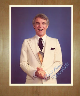 Steve Martin Best Fishes Poster funny