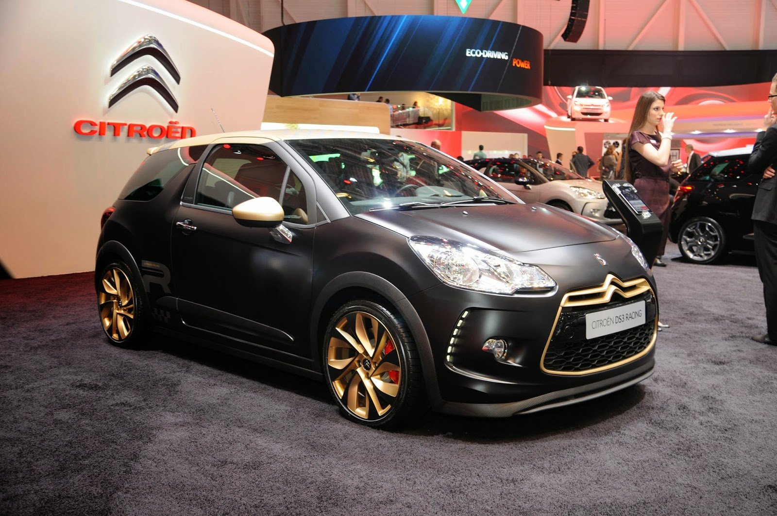 Citroën DS3, the most sold premium car of its category