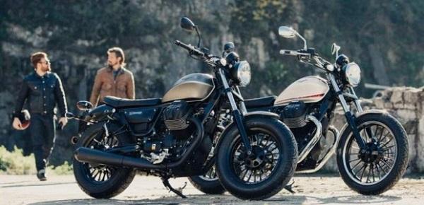 Moto Guzzi V9 Bobber & Roamer Sportster 2016