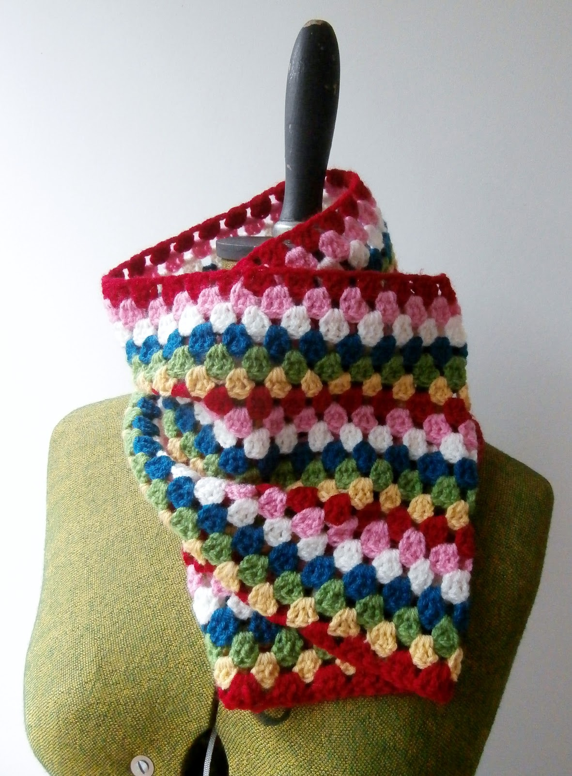 Easy Crochet Cowl Pattern Cool Decorating Ideas