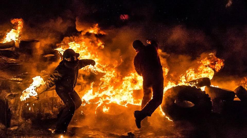 Ucrania - El tablero de la paz fría - reportaje - Un país a la deriva