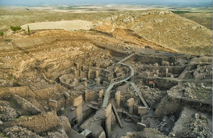 Gobekli Tepe Navel Of The World