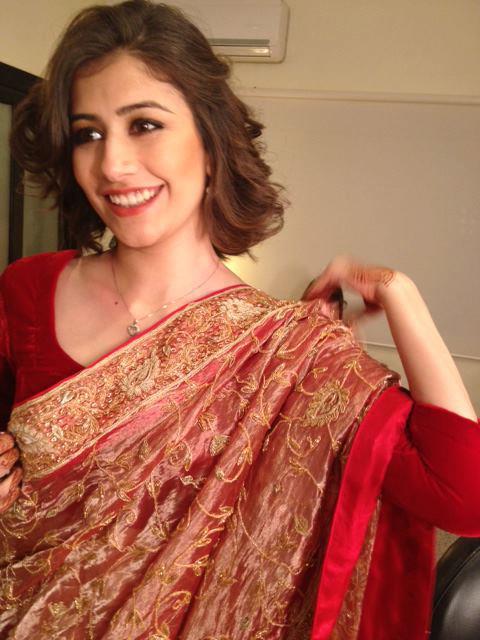 b - Syra yusaf new look after wedding