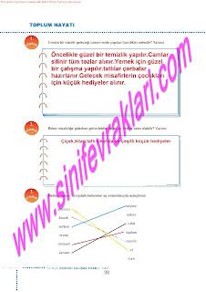 6.Sinif  Turkce Doku Yayinlari Ogrenci Calisma Kitabi Sayfa 30