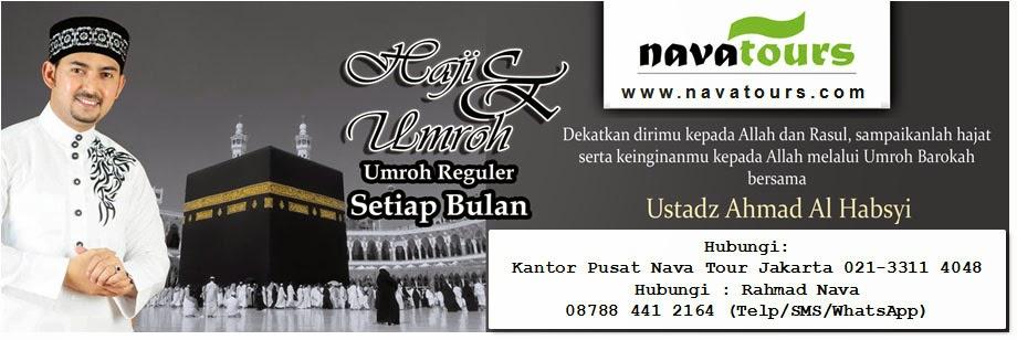 NAVA TOUR Paket Umroh Murah 2015 $1575