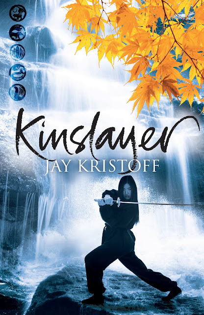 kinslayer stormdancer lotus war jay kristoff