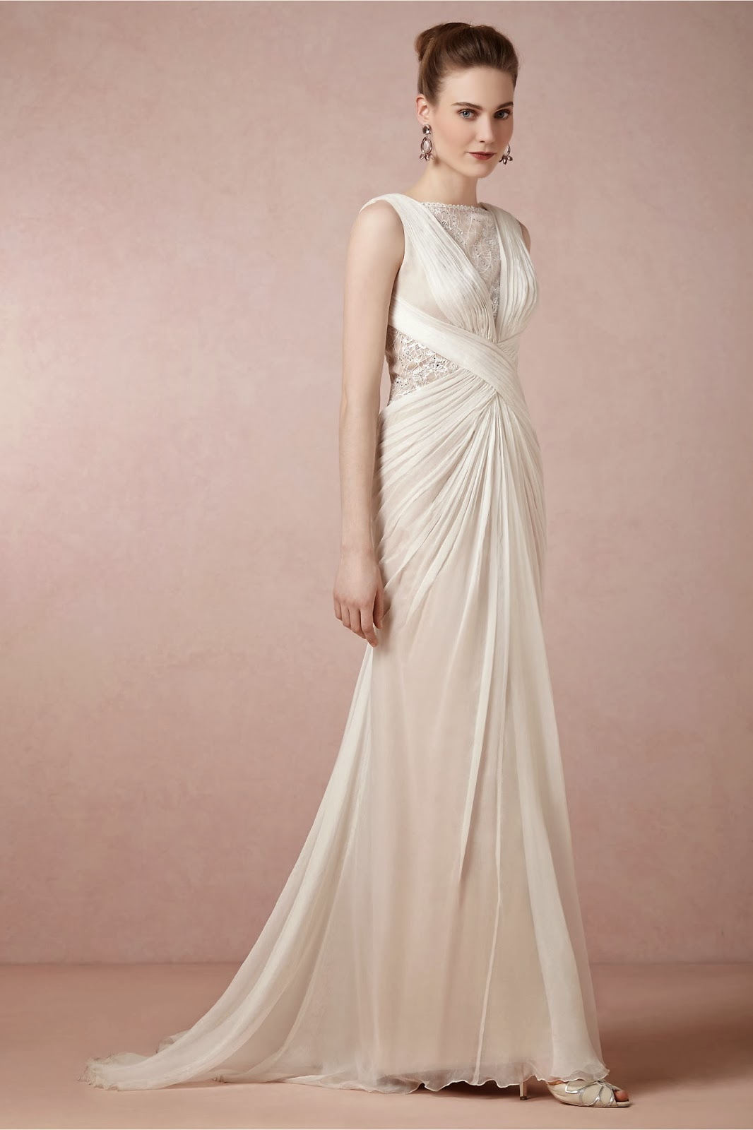 Fragments de Rêves - leyna gown BHLDN