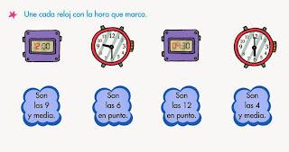 http://primerodecarlos.com/SEGUNDO_PRIMARIA/septiembre/unidad_1/activ_flash/en_punto_y_media.swf