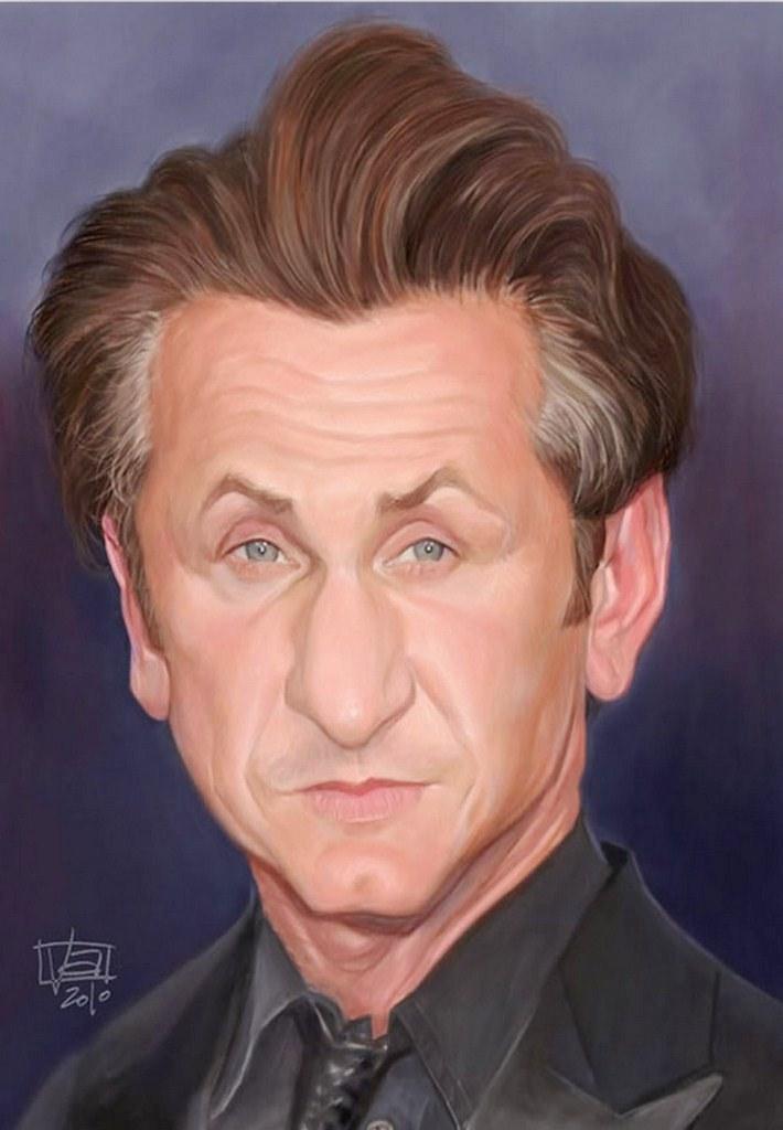 cuadros-caricaturas-artistas-famosos