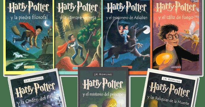 Libros Gratis Pdf  Harry Potter Colecci U00f3n 7 Libros Pdf Gratis