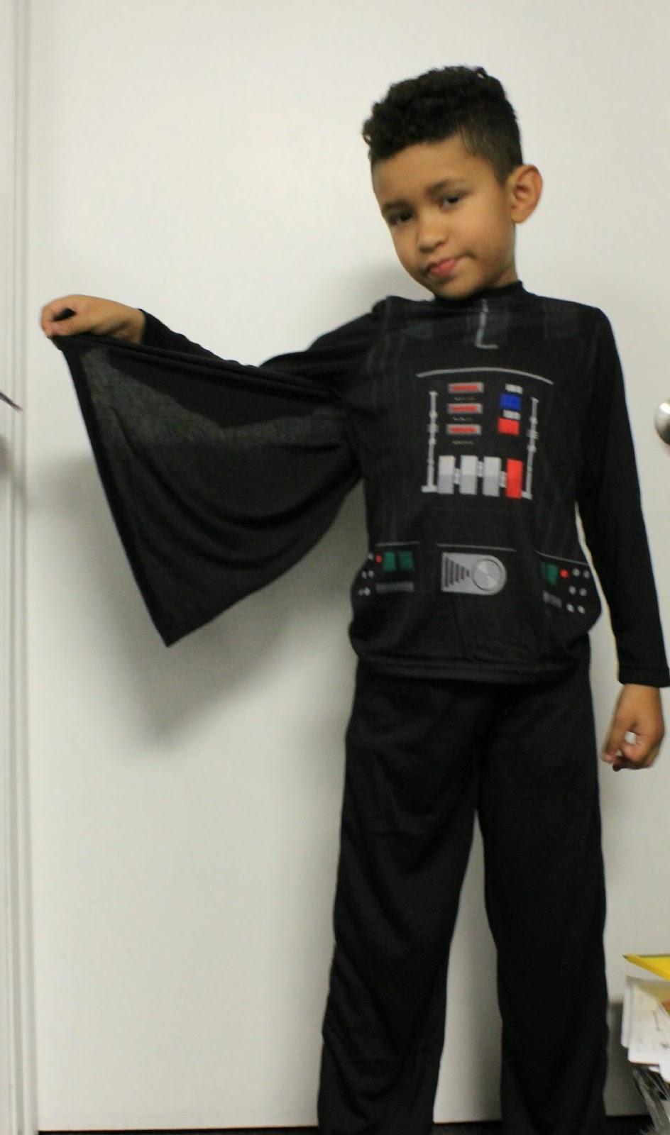 Youth Darth Vader sleep set! #SparkRebellion #shop