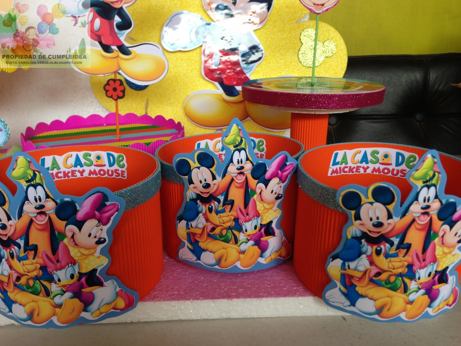 Mickey Mouse Decoraciones Para Fiestas ~ Download image Decoraciones Para Fiestas De Mickey Mouse PC, Android