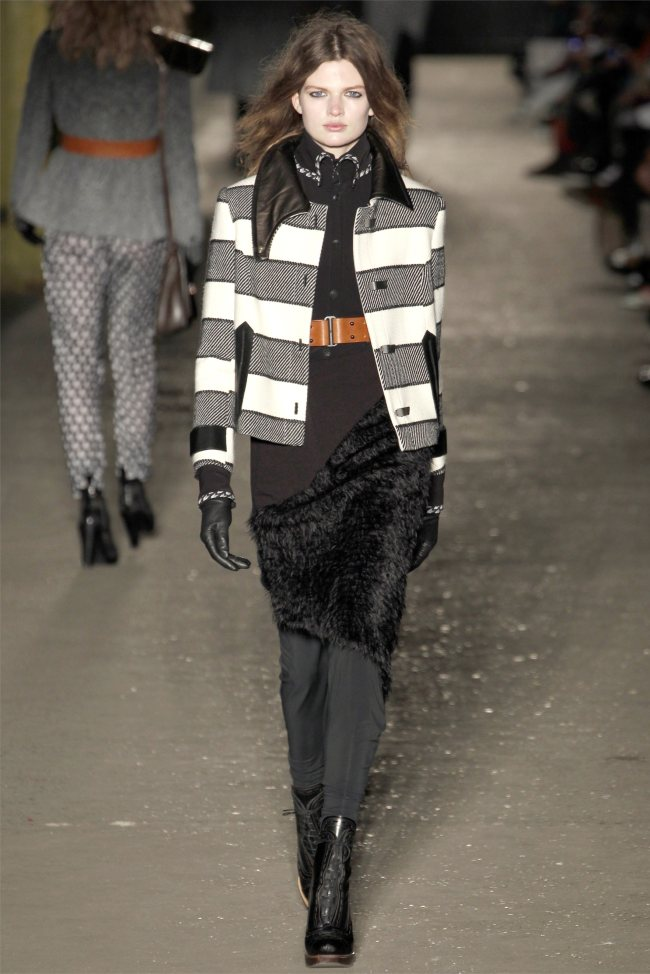 New York Fashion Week: Rag & Bone Fall 2012