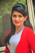 Angie James Telugu cinema Actress Photos-thumbnail-14
