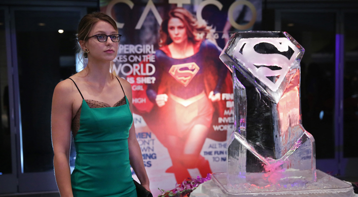 POLL : What was your favorite scene in Supergirl - Fight or Flight?