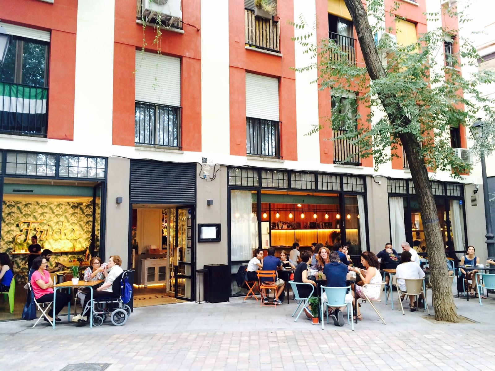 Frida Madrid - Hotspot