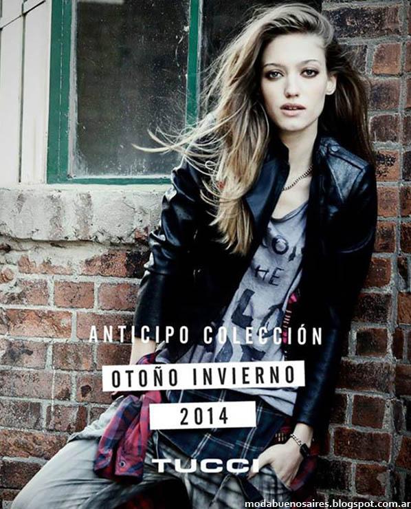 Tucci otoño invierno 2014. Moda otoño invierno 2014.