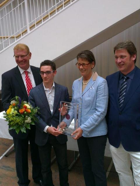 Fabiano Caruana ganador del Dortmund Sparkassen Chess Meeting