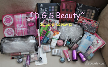 D.G.S. Beauty giveaway!