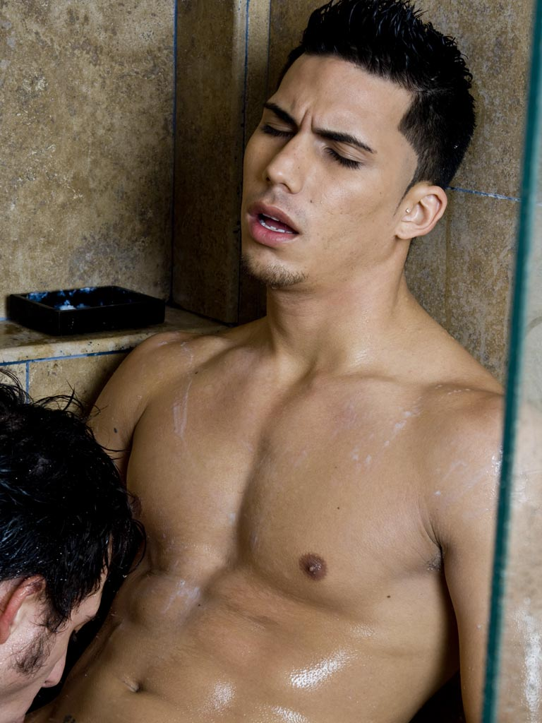 Reese Rideout Topher DiMaggio - Gay - I put