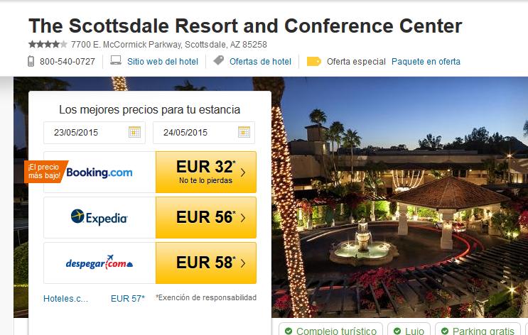 Arizona Scottsdale Resort