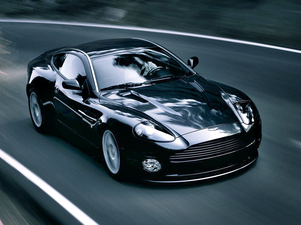Aston Martin V12 Vanquish Cool review