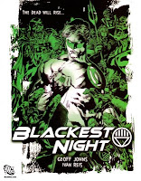 Blakest Night + Tie In - 11/04/2013