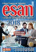 Examen ESAN 2018-1