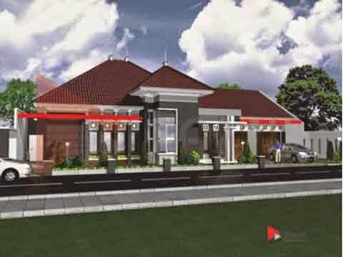10 contoh gambar desain rumah mewah desain rumah