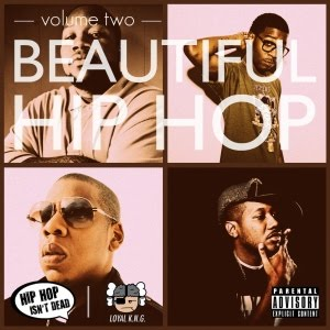 BEAUTIFUL HIP-HOP VOL.TWO (RELEASED IN U.K.) TIME'S UP FT C.G. PROD. BY RAYDO 6/17/11