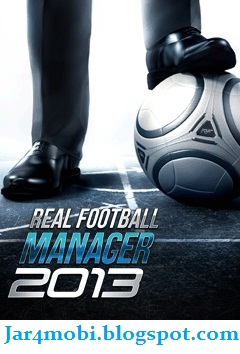 Real Football Manager 2013 JAR (All Resolutions)