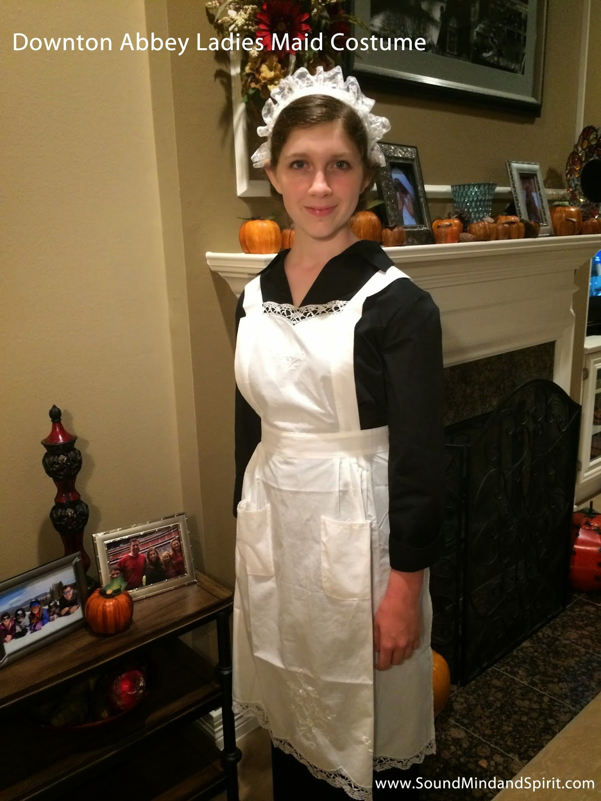 Downton Abbey Ladies Maid Costume