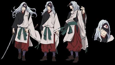 Noragami anime persona original rabo