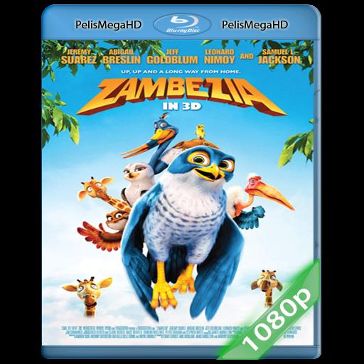 Zambezia: La Ciudad de las Aves (2011) 1080p HD MKV Español Latino