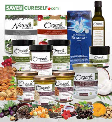 Organic Traditions Raw Foods