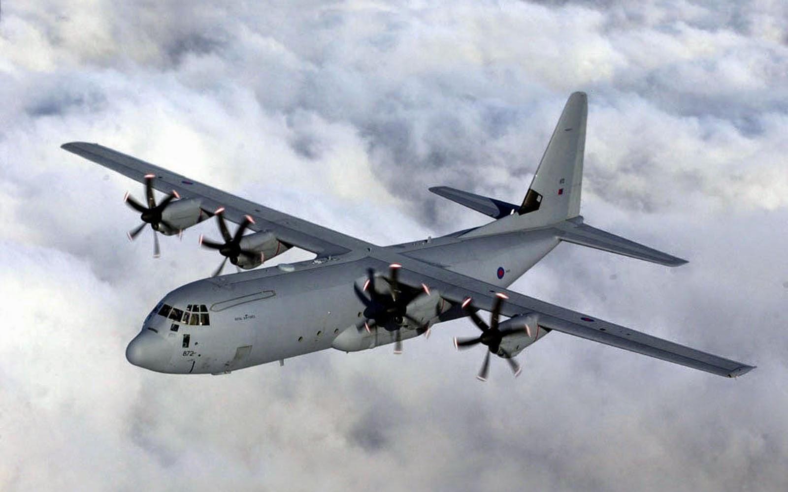 Elicottero C130 : Wallpapers lockheed c hercules