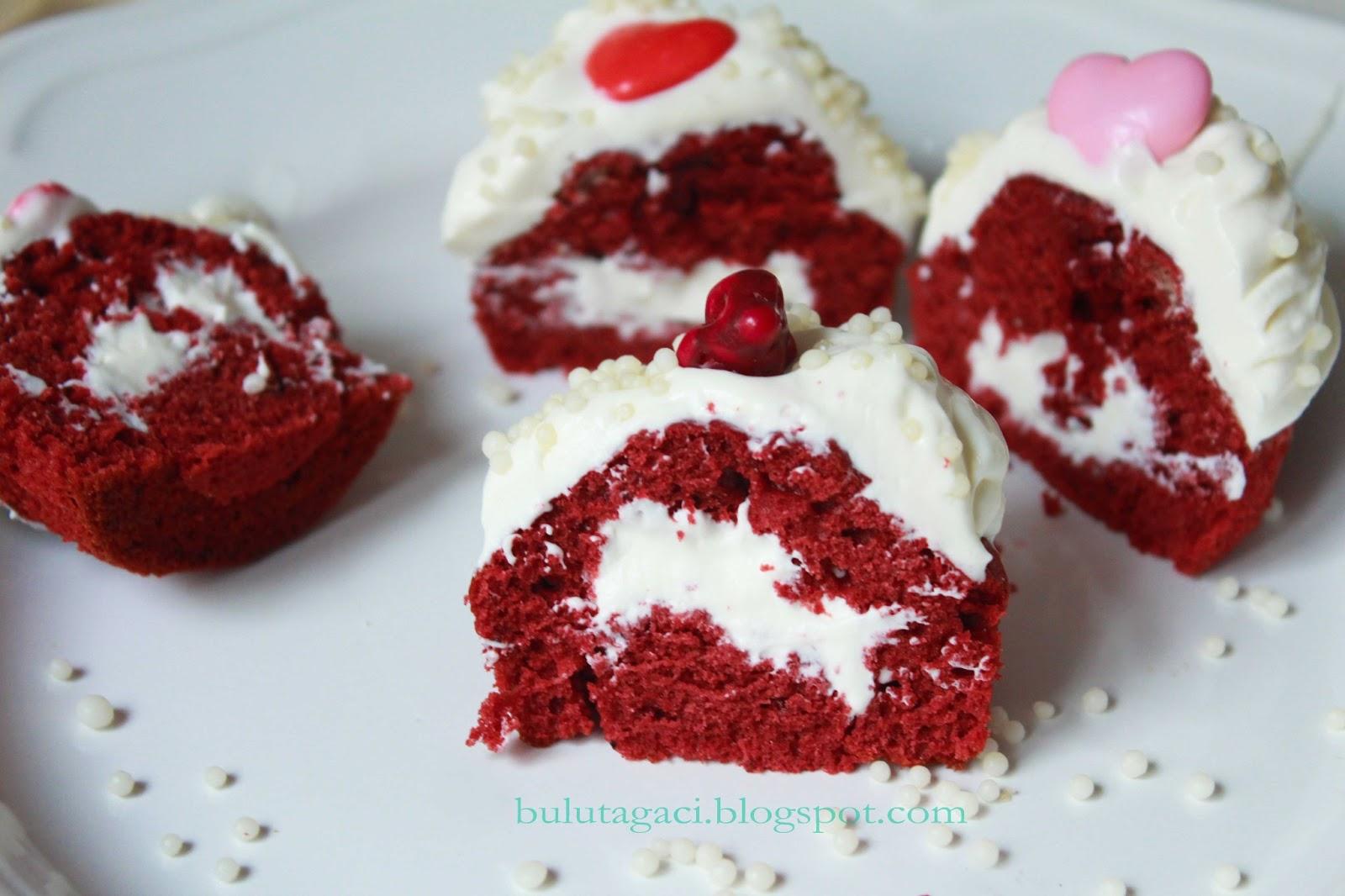 cupcake içi nasıl doldurulur, cupcake krema dolgu