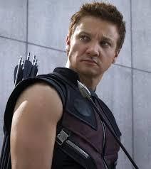 Hawkeye in Avengers pic