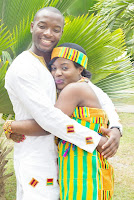 Beautiful African Couple