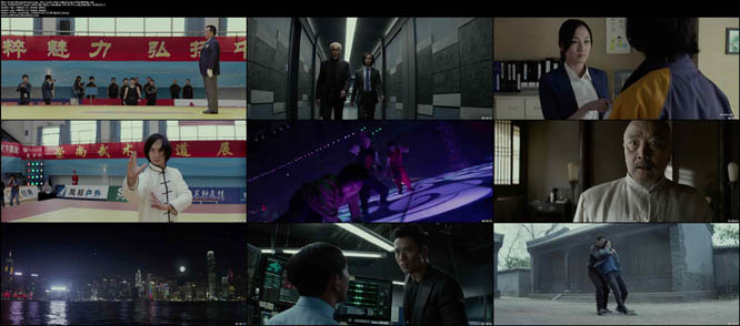 Man of Tai Chi 2013 Dual Audio 720p Screenshot