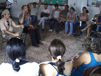 Reunião com professores do município de João Câmara.