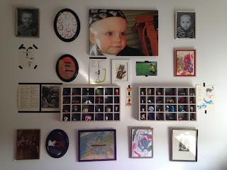 Bilder, tavlor, kort, barnrum, teckningar