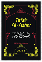Tafsir Al Azhar. DR.HAMKA